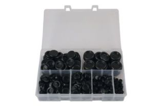 Connect 31847 280 Pieces Assorted Wiring Grommets